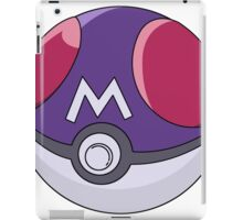 Pokemon Masterball iPad Case/Skin