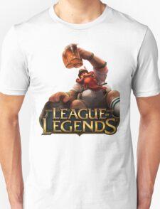 Gragas Oktoberfest - League of Legends Unisex T-Shirt