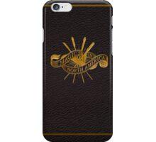 MAGIC IN NORTH AMERICA - HARRY POTTER iPhone Case/Skin