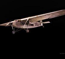 1933 Ford Tri-Motor Air Cargo II by DaveKoontz