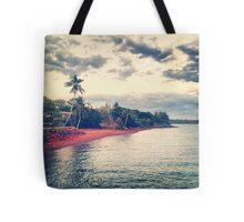 Indo Pacific Coastline Tote Bag