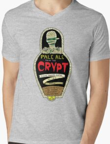 Pale ale from the crypt Mens V-Neck T-Shirt