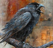 The Prosecutor (from A Murder of Crows Series) by bevmorgan