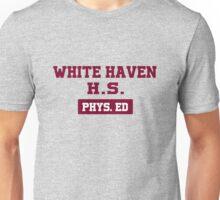 White Haven Gym Shirt Unisex T-Shirt