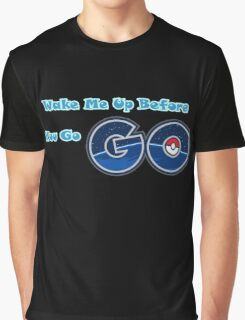 Pokemon go Go Graphic T-Shirt
