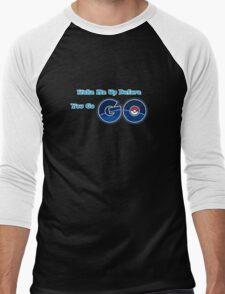 Pokemon go Go Men's Baseball ¾ T-Shirt