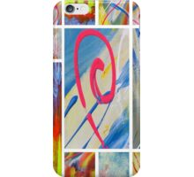 Heaven on Art iPhone Case/Skin