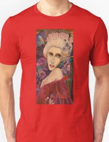 "Lady with ""Mushka"" Unisex T-Shirt"