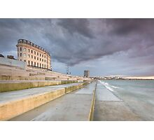 Margate and The Rokka Photographic Print