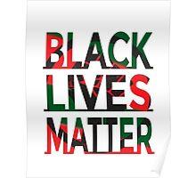 Black Lives Matter(Black Fist) Poster