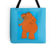 Hungry Hippo Need Udon Noodles Osaka Style Tote Bag