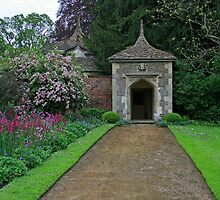 Corsham Court Gardens by RedHillDigital