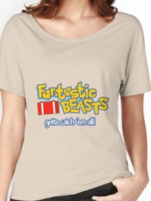Fantastic Beasts - gotta catch 'em all Women's Relaxed Fit T-Shirt