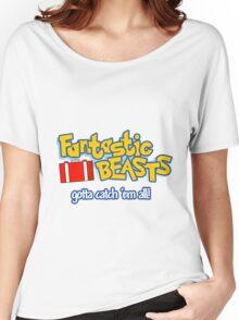 Fantastic Beasts - gotta catch 'em all Women's Relaxed Fit T-Shirt