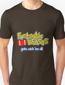 Fantastic Beasts - gotta catch 'em all Unisex T-Shirt