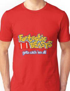 Fantastic Beasts - gotta catch 'em all Unisex T-Shirt