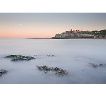 Kingsgate bay Broadstairs Photographic Print