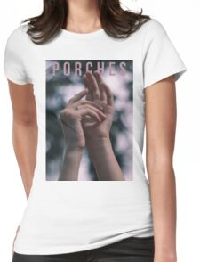 Porches Womens Fitted T-Shirt