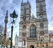 Westminster Abbey by Michael Matthews