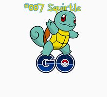 007 Squirtle GO! Unisex T-Shirt