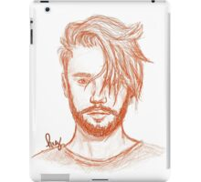 Justin Bieber Fan Art iPad Case/Skin