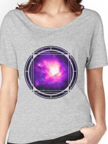 Open Universe Women's Relaxed Fit T-Shirt