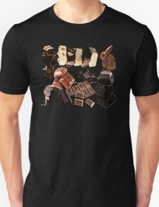 Chocolate Unisex T-Shirt