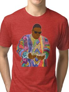 Biggie Smalls Tri-blend T-Shirt