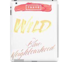 Troye Sivan TRXYE WILD Blue Neighborhood iPad Case/Skin