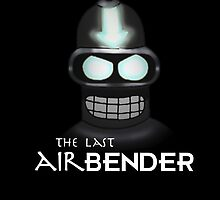 The Last Air BENDER by Phosphorus Golden Design