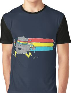 Cloud Runner Graphic T-Shirt