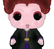 Hocus Pocus Winifred by SpaceWaffle