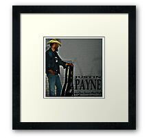 Justin Payne NPLTH Art Framed Print