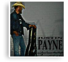 Justin Payne NPLTH Art Canvas Print