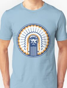chief illiniwek Unisex T-Shirt
