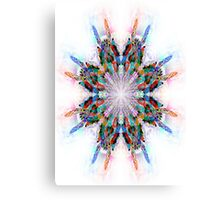 Floroscope 01 Canvas Print