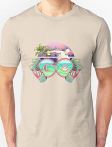 Vaporwave Pokémon Go Unisex T-Shirt