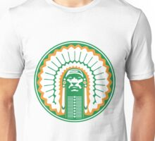 unofficial chief illiniwek Unisex T-Shirt