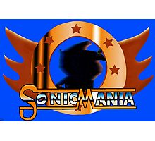 Sonic Mania. Showcase of the Fast. Photographic Print
