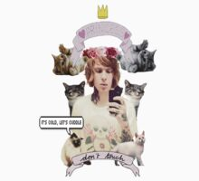 Alan Ashby; Ginger Cat Princess Kids Clothes