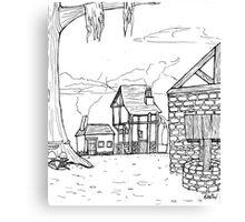 Seyda Neen  Canvas Print