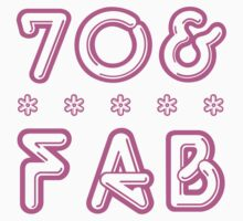 70 & Fab! by thepixelgarden