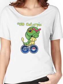 010 Caterpie GO! Women's Relaxed Fit T-Shirt