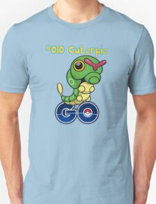 010 Caterpie GO! Unisex T-Shirt