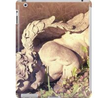 Sleeping Cherub iPad Case/Skin