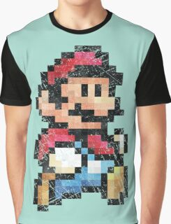 All Stars - Super Mario Bros 3  V01 Graphic T-Shirt