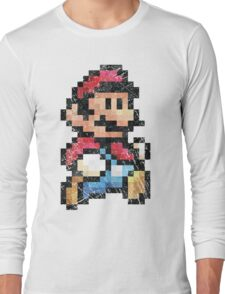 All Stars - Super Mario Bros 3  V01 Long Sleeve T-Shirt