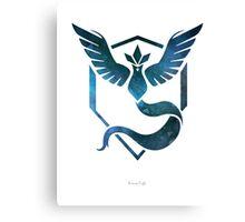 Team Mystic Pokemon Go Canvas Print