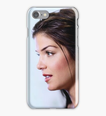 Marie Avgeropoulos - Comic Con - The 100 Poster iPhone Case/Skin