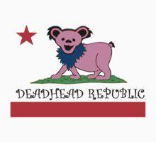 Deadhead Republic Kids Tee